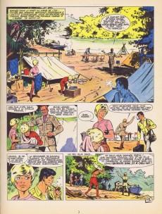 Extrait de Les franval -6- Alerte à Bornéo