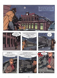 Extrait de Fred et Léa (Une aventure de) - Micmac à Anvers