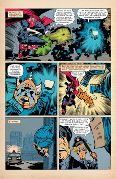 Extrait de Spawn (1992) -125- Wake Up Dreaming - part one