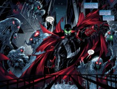 Extrait de Spawn (1992) -126- Wake Up Dreaming - part two
