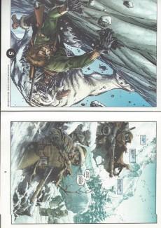 Extrait de Winterworld (en italien) -2- Il Blocco