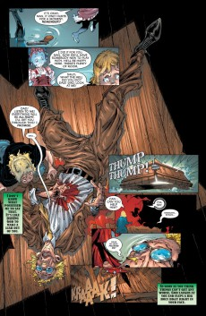 Extrait de Spawn (1992) -131- Seven and a half ghosts - part two