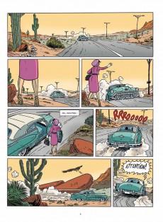 Extrait de Brian Bones, détective privé -1- Roadmaster