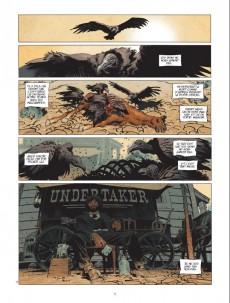Extrait de Undertaker -1a16- Le mangeur d'or