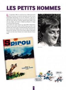 Extrait de Les petits hommes -INT01a- Intégrale 1967-1970