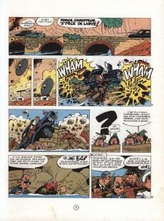 Extrait de Spirou et Fantasio -29b89- Des haricots partout