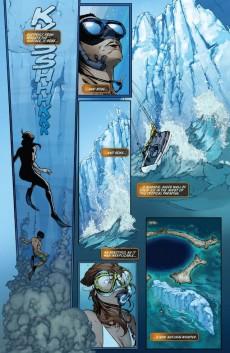 Extrait de Michael Turner's Fathom Vol.5 (Aspen comics - 2013) -1A- Awakenings