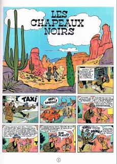 Extrait de Spirou et Fantasio -3h03- Les chapeaux noirs