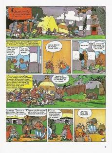 Extrait de Astérix -7a83- Le combat des chefs