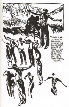 Extrait de (AUT) Baudoin, Edmond - Edmond (un portrait de Baudoin) & Éloge de l'Impuissance