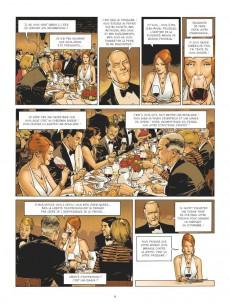 Extrait de Clos de Bourgogne -1- Le monopole