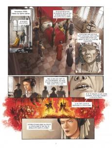 Extrait de Ils ont fait l'Histoire -15- Elisabeth 1re