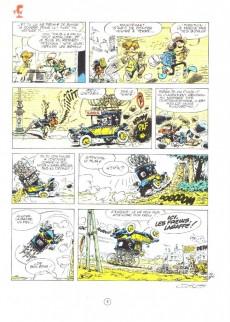 Extrait de Gaston -11- Gaffes, bévues et boulettes