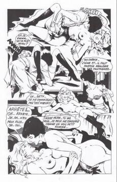 Extrait de Les grands Classiques de la Bande Dessinée érotique - La Collection -612- Liz et Beth - Tome 1