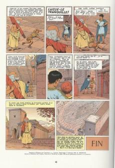 Extrait de Alix -15b1989- L'enfant grec