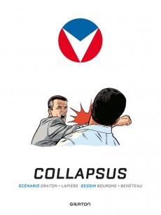 Extrait de Michel Vaillant - Nouvelle saison -4ES- Collapsus