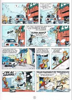Extrait de Spirou et Fantasio -19a2003- Panade à champignac