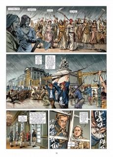 Extrait de Champs d'honneur -1- Valmy