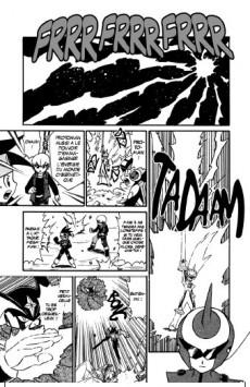 Extrait de Megaman NT Warrior -4- Tome 4