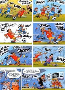 Extrait de Les foot-maniacs -14- Tome 14
