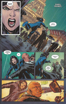 Extrait de All-New Wolverine & X-men -1- Les Quatre sœurs