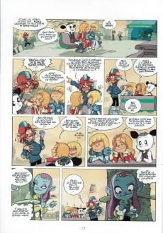 Extrait de Les super Sisters -2- Super sisters contre Super Clones