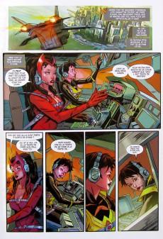 Extrait de Uncanny Avengers (Marvel Now!) -5- Prélude à Axis