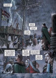 Extrait de Les reines de sang - Aliénor, la Légende noire -5- Volume 5