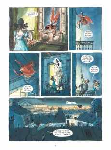 Extrait de L'Écureuil -1- Un démon sur les toits