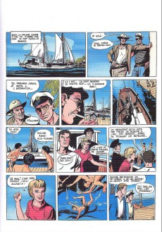 Extrait de Tiger Joe -85- Les pirates du Bengale