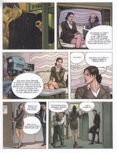 Extrait de Les grands Classiques de la Bande Dessinée érotique - La Collection -72- Le Déclic - tome 2