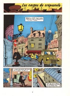 Extrait de Gil Jourdan (Tout) -2- Enquêtes françaises