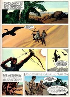 Extrait de Nippur -1- Il deserto e la spada
