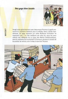 Extrait de Tintin - Publicités -10Total- L'Étoile mystérieuse