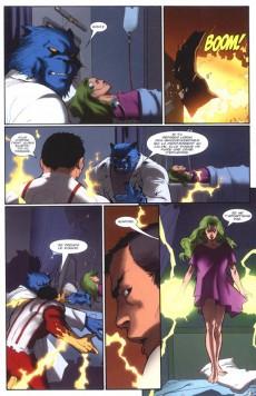 Extrait de X-Men (Marvel Deluxe) - Le Sang d'Apocalypse