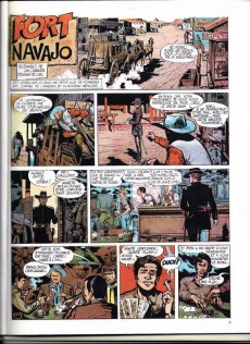 Extrait de Blueberry -1b89- Fort Navajo