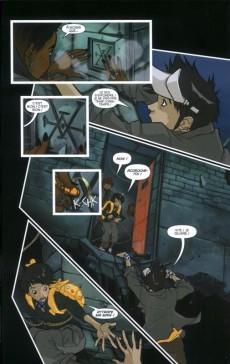 Extrait de Gotham Academy -2- De mère en fille
