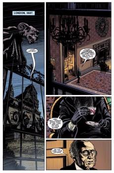 Extrait de Doctor Who: The Fourth Doctor -1- Gaze of the Medusa - Part 1
