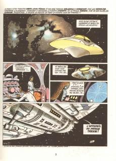 Extrait de Tärhn, prince des étoiles -3a1982- Bataille pour staroth