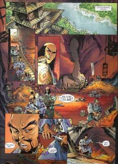 Extrait de Samurai Légendes -4- Vents de colère