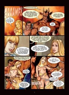 Extrait de Orgies barbares -4- Orgies barbares IV