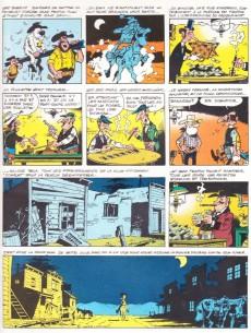 Extrait de Lucky Luke -34Été- Dalton City