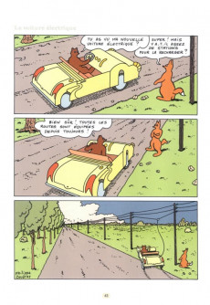 Extrait de L'ours Barnabé (Boîte à bulles) -17- Un pour tous, tous pour un