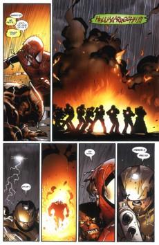 Extrait de Ultimate Spider-Man (Marvel Deluxe) -10- Mort d'un Bouffon