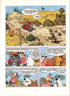 Extrait de Cubitus -4d92- La corrida des hippopotames casques