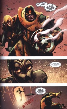Extrait de Marvel Universe (Panini - 2016) -3- What if ? Infinity