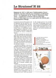 Extrait de Tintin (L'œuvre intégrale d'Hergé - Rombaldi) -4- L'île noire-Le statonef H22-Quick et Flupke