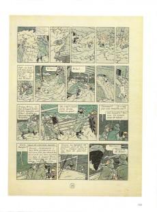 Extrait de Tintin (L'œuvre intégrale d'Hergé - Rombaldi) -5- Le sceptre d'Ottokar-Le crabe aux pinces d'or-...