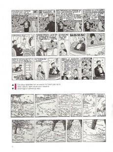 Extrait de Tintin (L'œuvre intégrale d'Hergé - Rombaldi) -7- Les 7 boules de cristal-Le temple du soleil-Au pays de l'or noir-...