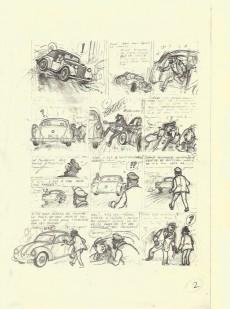 Extrait de Tintin (L'œuvre intégrale d'Hergé - Rombaldi) -9- L'affaire Tournesol-Coke en Stock-La vallée des cobras-...